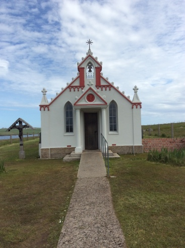 Italian Church, Orkney